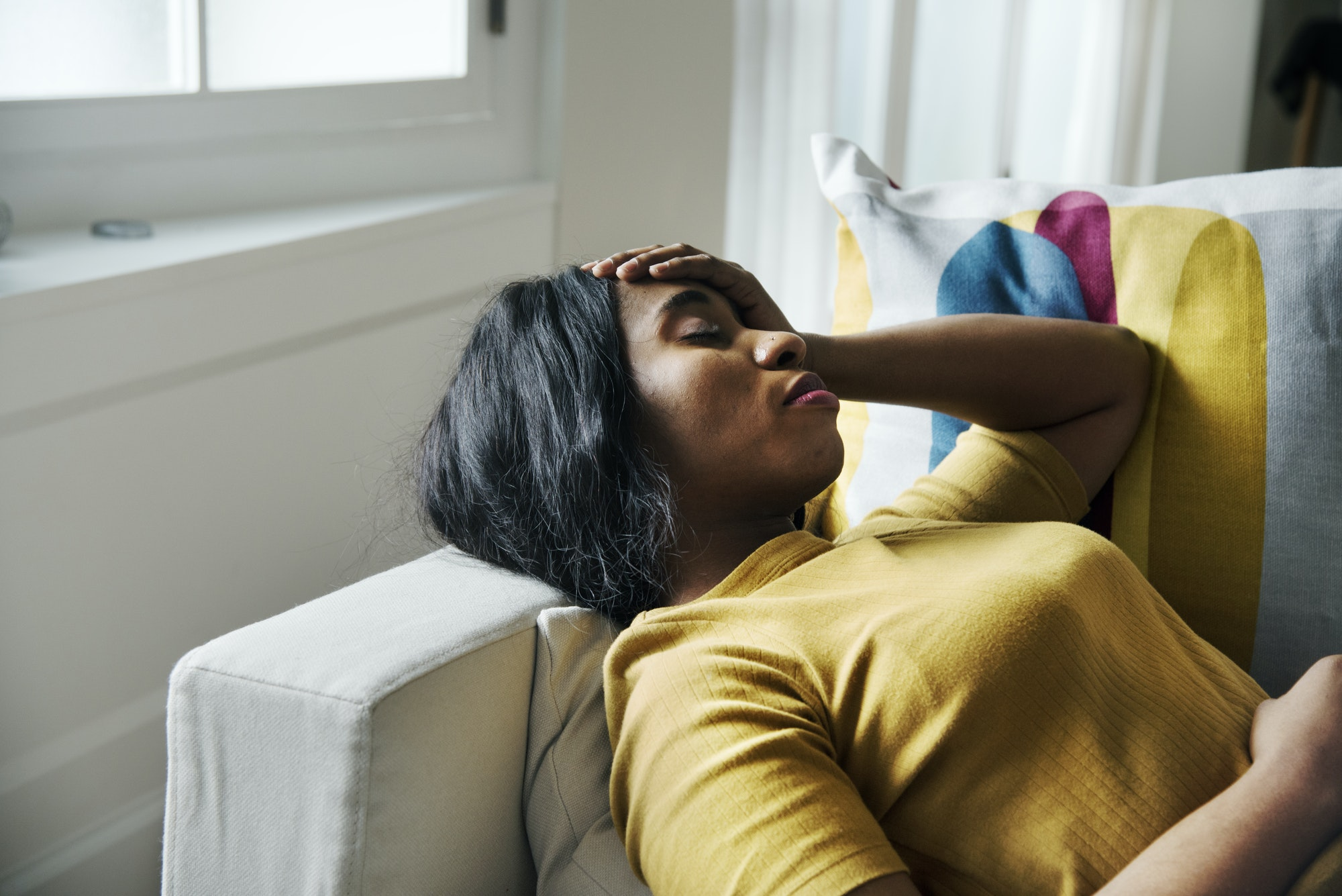 4 Ways To Ease A Headache Almost Instantly