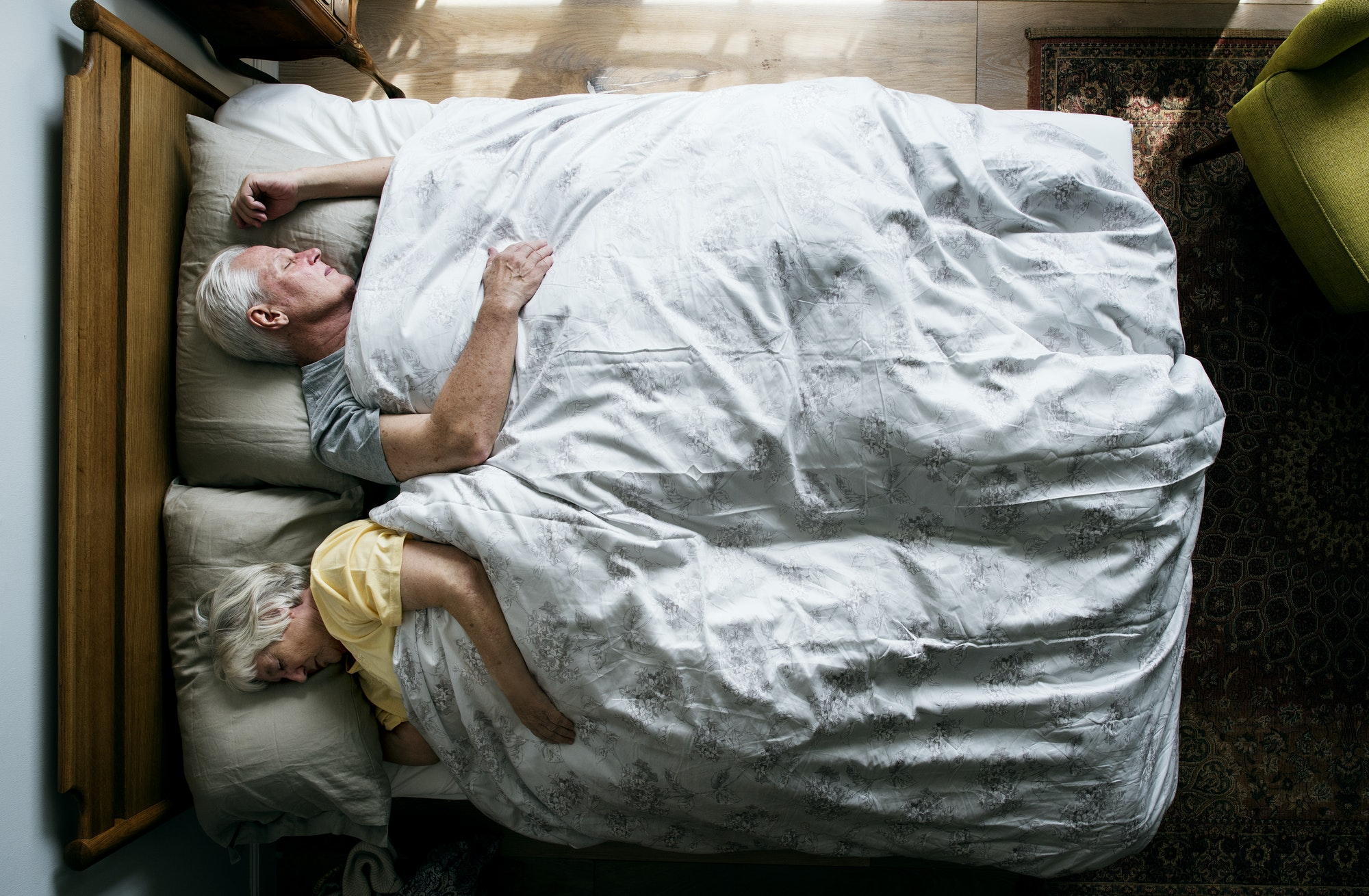 How the Way You Sleep Affects Your Health