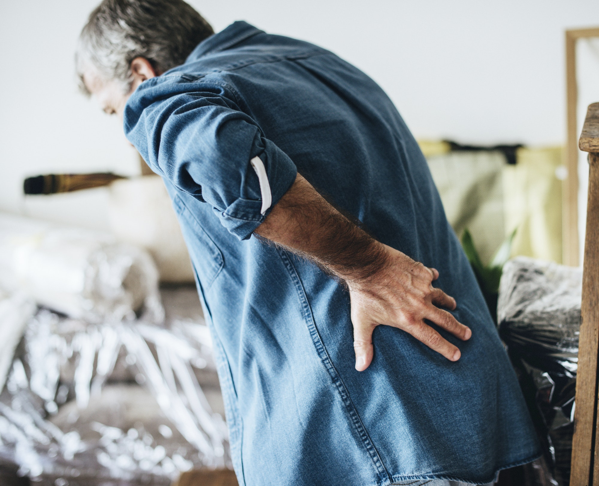 Step by Step Process for Relieving Chronic Pain